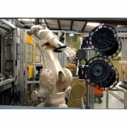 Robot Saves Money and Time for U.S. Itech