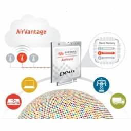 AirPrime Modules Improves Vehicle Gateway Communication System