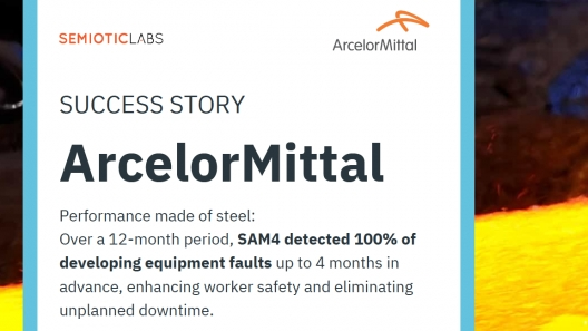 ArcelorMittal condition monitoring