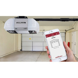 More Convenience with LiftMaster