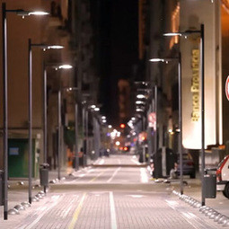 Buenos Aires: pioneering future-proof connected lighting