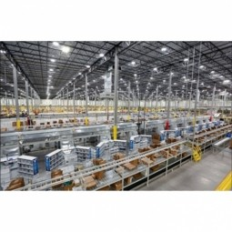 American Eagle Achieves LEED with GE LED Lighting Fixtures