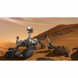 NASA/JPL's Mars Curiosity Mission