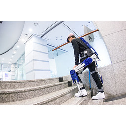 Hyundai Wearable Robotics for Walking Assistance