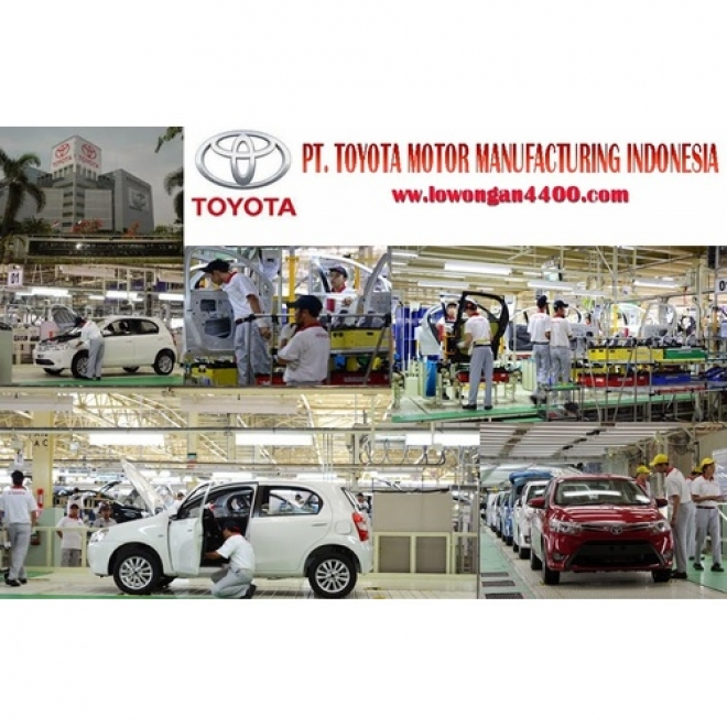 Toyota Motor Manufacturing Indonesia