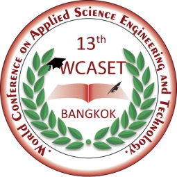 13th World Conference on Applied Science, Engineering and Technology