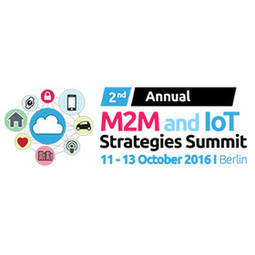 2nd Annual M2M and IoT Strategies Summit