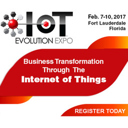 IoT Evolution Expo 2017
