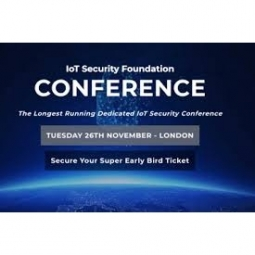 IoT Security Foundation Conference