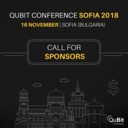 QuBit Conference Sofia 2018 - Cyber security community event