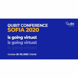 QuBit Conference Sofia 2020 - Online Cybersecurity community event