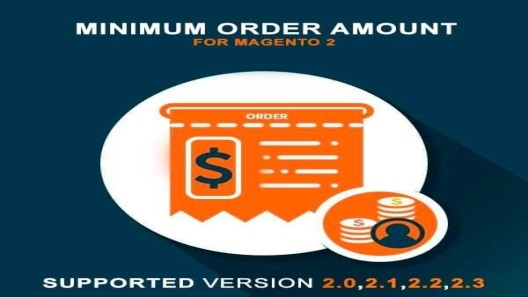 Magento 2 Minimum Order Amount For Customer Group
