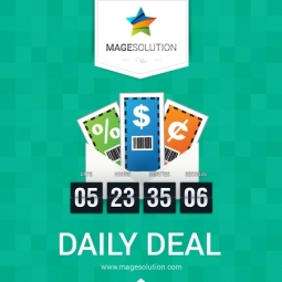 Free Magento Daily Deal Extension