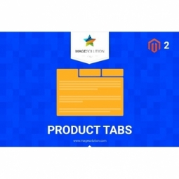 Product Tabs For Magento 2